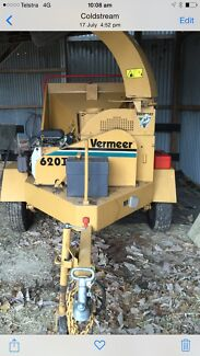 Wood chipper/Mulcher  hire Coldstream Yarra Ranges Preview