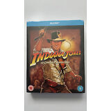 Indiana Jones - The Complete Adventures Blu-ray [5 Discs Set] Brand New Sealed