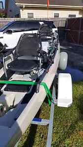 Pro Angler 17T with trailer Bentleigh East Glen Eira Area Preview