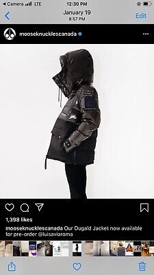 Moose Knuckles Dugald Jacket
