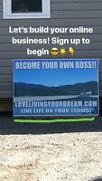 ARE YOU LOOKING FOR A BUSINESS OPPORTUNITY?!!