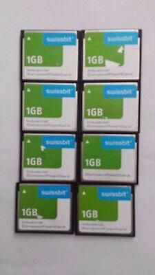 Карта памяти Swissbit 1GB industrial CompactFlash