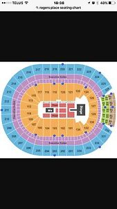 2 Red Hot Chili Peppers tickets Lower Bowl $200 OBO