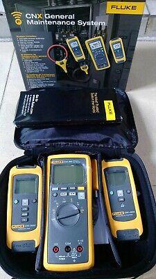 1pc New Fluke Cnx3000 Gm Dhl Or Ems P3355 Yl