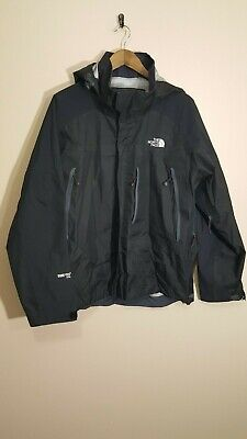 The North Face Summit Series Hooded Jacket BLACK Size Large See Measurements