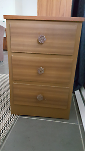 Sturdy Bedside table Maroochydore Maroochydore Area Preview