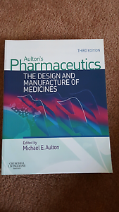 Aulton's Pharmaceutics The Design and Manufacture of Medicines Forest Lake Brisbane South West Preview