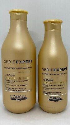 L'Oreal Serie Expert Absolut Repair Lipidium - Choice of Shampoo or Conditioner Absolute Repair Conditioner