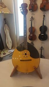 3 strings Domra, made in Romania by Hora, solid wood, NEW