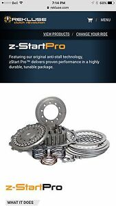 Wanted- Rekluse Z-start pro for 450X