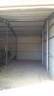 Boat Storage Shed Mannum / Younghusband