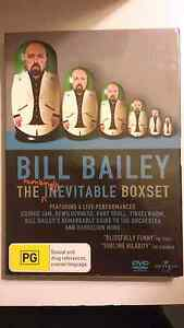 ☆NEW☆Bill Bailey: The Numbingly Inevitable Box Set Strathmore Moonee Valley Preview