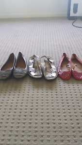 Three pair of shoes size 8 Glenvale Toowoomba City Preview