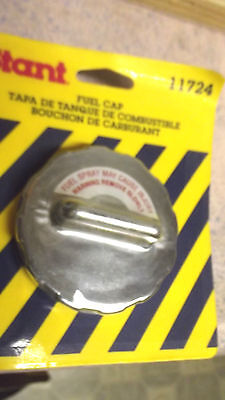 1 NEW STANT 11724=10724 IF BOXED,NON LOCKING GAS/FUEL VW CAP,MADE IN GERMANY.4.