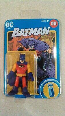 Imaginext DC Zur-En-Arrh Batman #5 Figure 80th Anniversary NEW