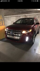 Ford Edge SEL fully loaded 2014