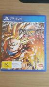 Dragonball FighterZ PS4 For Sale or Trade Manly Vale Manly Area Preview