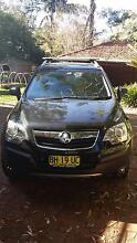 2010 Holden Captiva Wagon Pymble Ku-ring-gai Area Preview