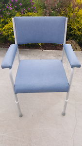 Orthopaedic 'Low Back' Utility Day Chair - Height Adjustable Legs Sorell Sorell Area Preview