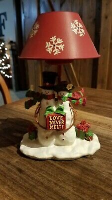 Yankee Candle VOTIVE CANDLE HOLDER CHRISTMAS