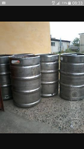 10x50l stainless steel beer kegs Erskine Park Penrith Area Preview