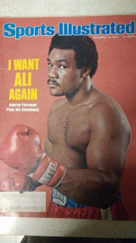 Sports Illustrated LOT OF 20 Vintage Magazines! Dr J George Forman Dr J Ali LOOK
