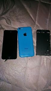I phone 5c for parts