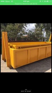 Express skip bin and bobcat hire price start 150$