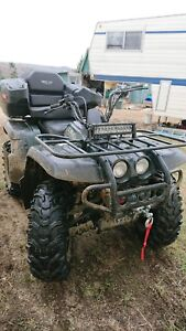 2000 Yamaha big bear 400 4x4 with papers !