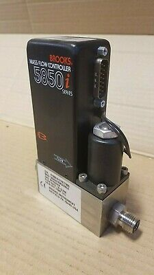 Brooks 5850i Mass Flow Controller Flow Rate 30 Slpm M116c