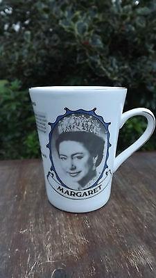 1978 Lord Snowden & Princess Margaret Divorce Mug with Portraits Full Statement