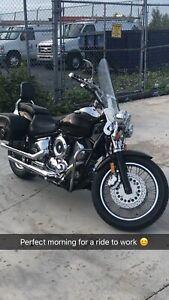 2002 Yamaha V-Star 1100
