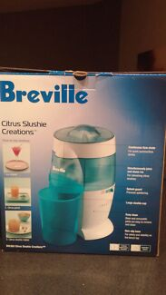 Breville Citrus Slushie Creations  Glenwood Blacktown Area Preview