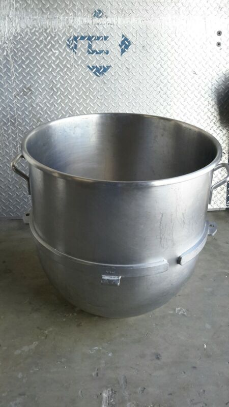 140Qt Stainless Steel Bowl for Hobart V1401 Classic Mixers (Used)