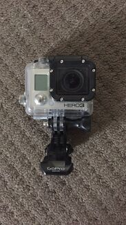 GoPro Hero 3 Black edition Camera St Lucia Brisbane South West Preview