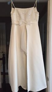Flower girl dress size 12-14