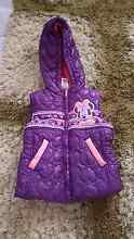 Minnie mouse puffer vest size 3  like new condition Ascot Brisbane North East Preview