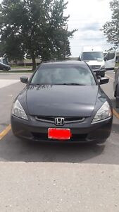 2003 Honda Accord in great condition