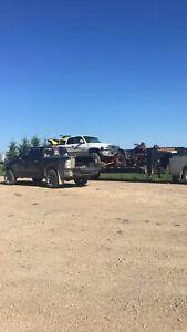 1997 dodge 1500 mud truck