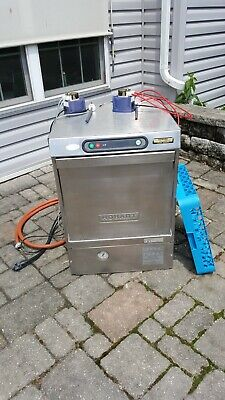 Hobart Lx30h Commercial Hi Temp Under Counter Dish Washer With Chem. Pumps