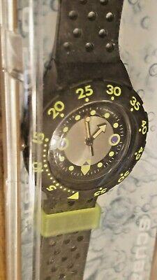 Vintage 1990's Swiss Swatch Watch - Scuba 200