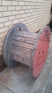 2 x LARGE cable drums  Salisbury North Salisbury Area Preview