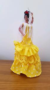 Traditional Spanish Doll Halls Head Mandurah Area Preview