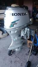 2x 50hp honda outboards with controls, gauges, props. 2 available Rowville Knox Area Preview