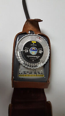 Измерители света Vintage Gossen Lunasix Light
