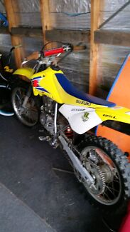 DRZ 125 L Big Wheel Bellerive Clarence Area Preview