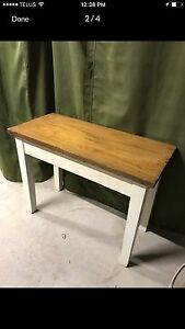 Rustic, Reclaimed Table