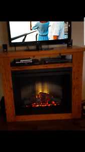 "FIREPLACE INSERT (only) Dimplex $450.00 Size 39"" x 32"""