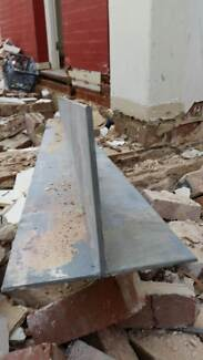 STEEL T-LINTELS x 2 - galvanised Dalkeith Nedlands Area Preview