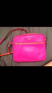 Pink Kate spade purse